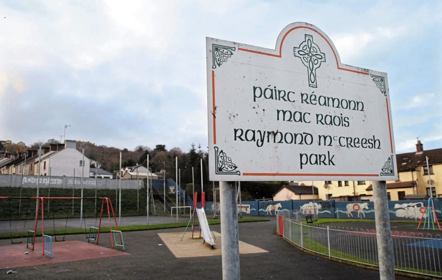 Court challenge to naming of play park after hunger striker adjourned amid council review