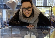 Gok Wan: My new year's resolution is to slow down a little bit