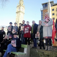 Removal of benches from Belfast public square by council officials 'looked like an act of vandalism'