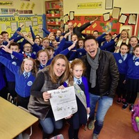 Co Tyrone pupil secures `out of this world' trip for class
