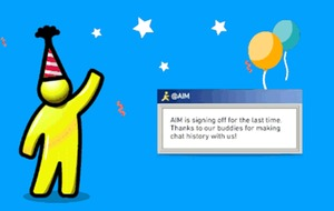 AOL Instant Messenger is officially dead and it's making us feel all kinds of nostalgic