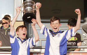 St Patrick's of Maghera and Cavan clash for Corn na nOg title