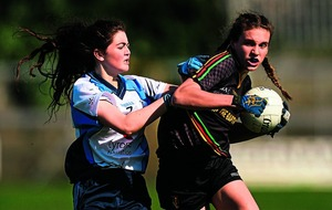 Strong sides Clann Eireann and Errigal Ciaran face off for Ulster ladies' football honours