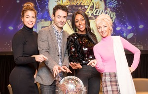 Strictly stars happy for BBC to keep voting figures private as they prepare for finale