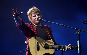 Ed Sheeran tipped to land Christmas Number One
