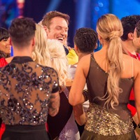 Strictly Come Dancing's class of 2017 say goodbye with tribute group dance
