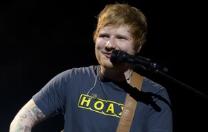 Ed Sheeran: This has been the best professional year of my life