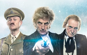 Doctor Who gives fans a look at festive special