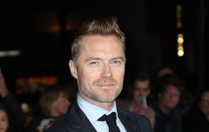 Ronan Keating: I have to wake up early even if my baby sleeps through the night