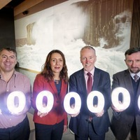 One million visitors recorded at Giant's Causeway