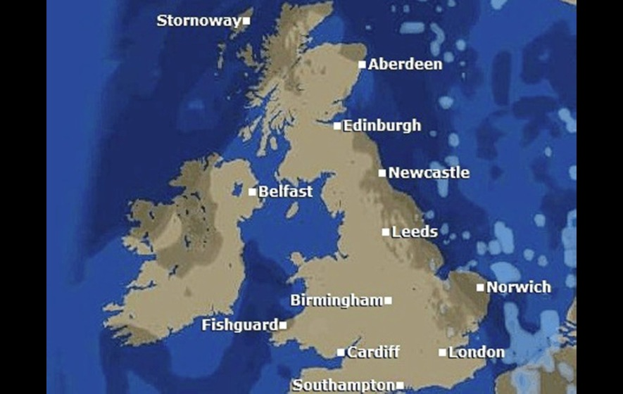 Bbc In London Urged To Include Republic Of Ireland Cities On Weather