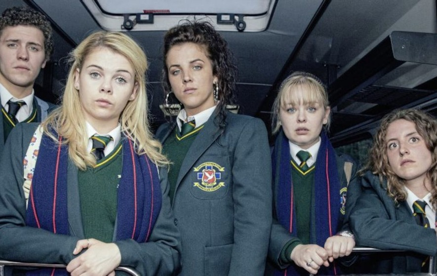 east derry girls Breaking news, sport, tv, radio and a whole lot more the bbc informs, educates and entertains - wherever you are, whatever your age.