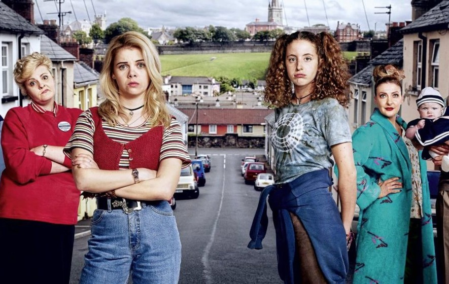 derry girls A credits list of the actors, writers, producers, directors and other cast and crew involved in c4's derry girls.
