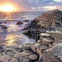 Giant's Causeway gets one million visitors in a year
