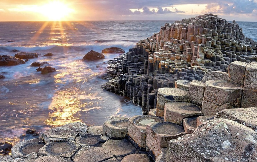 Image result for giants causeway