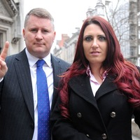 The Britain First account retweeted by Donald Trump has been suspended under Twitter's new rules