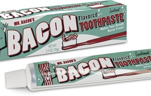Bacon-flavoured toothpaste? Here are some tooth friendly stocking fillers