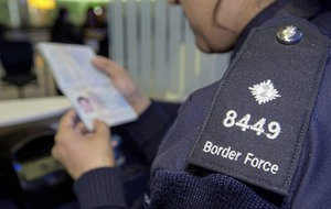 Concern at recruitment of 300 new border force officers