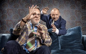 Don't miss: Vic & Bob's Big Night Out