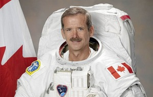 Astronaut Chris Hadfield taking one-man space show to Belfast's SSE Arena