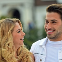 Kem Cetinay wobbles as stars step into the rink for Dancing On Ice