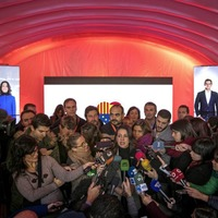 Campaigning ends ahead of secession-dominated Catalan election