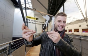 Jonathan Rea named 2017 BBC NI Sports Personality of the Year