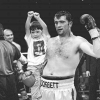 Back in the day: The Irish News Dec 21 1997: Darren Corbett retains crown against southpaw frustrator Robert Norton