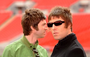 Liam and Noel Gallagher have reached a Christmas truce