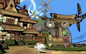 Games: Okami back for third re-release – and it's a wolf well worth having at the door