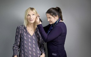 Radio presenter Jo Whiley tells how listening to loud music led to tinnitus
