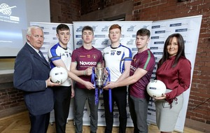 St Ronan's Lurgan aim to retain MacCormack Cup against fancied St Pat's Maghera