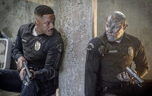 Watch this: Bright on Netflix
