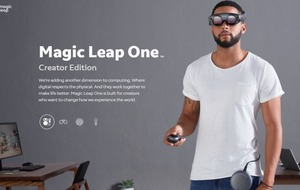 Mysterious augmented reality firm Magic Leap reveals first headset