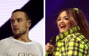 Rita Ora and Liam Payne feed Fifty Shades collaboration rumours with glam photo