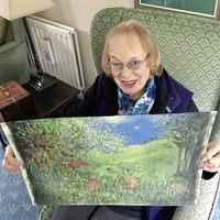 Joy Clements: Joyous artist who spread love and inner peace