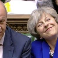 Theresa May sacks lifelong friend and de facto deputy Damian Green