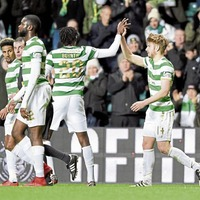 Celtic get back on track with win over Partick