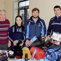 Ballyhegan Davitt's get into festive spirit with homeless gift drive