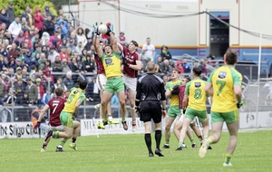 Michael Murphy: I'll play anywhere for Donegal