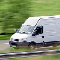 Fewer new cars on north's roads - but 'white van man' and bangers rule