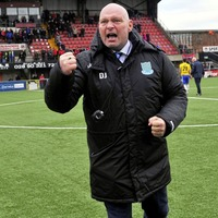 David Jeffrey ready for top-four tests