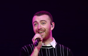 Sam Smith makes romance with Brandon Flynn official – on Instagram