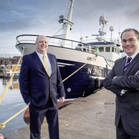 Fishing company eyes opportunity on the horizon with new vessel