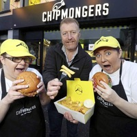 Lisburn feeling 'chipper' as new franchise eatery opens