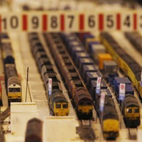 A 71-mile model railway in Scotland is set to become the biggest in the world