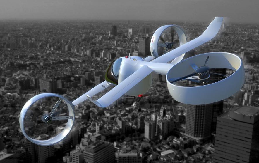 Autonomous Flight Wants To Transform City Transportation With Y6S