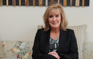 Corrie's Beverley Callard joins other celebrities in sharing Christmas messages