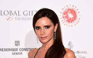 Victoria Beckham reveals spicy Christmas card past