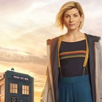 Jodie Whittaker welcomed to Doctor Who as fans bid farewell to Peter Capaldi